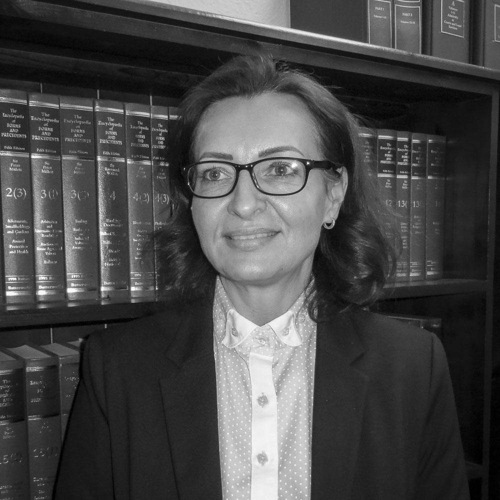 Andrea Cerevkova - Wills, Trusts & Probate - Hoyland